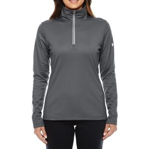 Under Armour Ladies Qualifier 1/4 Zip Size S M L X